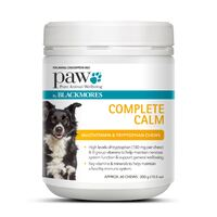 PAW Complete Calm Multivitamin Chews with Tryptophan 300gr
