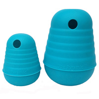 Nina Ottosson Dog Pyramid Soft MD, Turquoise