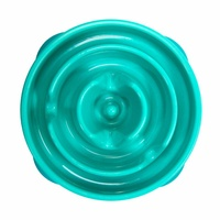 Outward Hound Fun Feeder Mini Teal