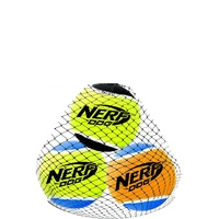 "2"" Squeak Tennis Balls-3pk - Assorted Colour"