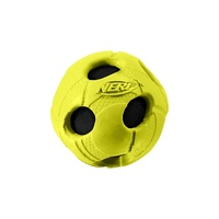 "3.5"" - LARGE Rubber Wrapped BASH Tennis Ball - Green"