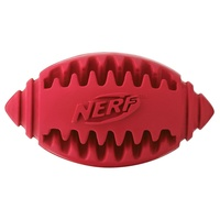 "5"" - LARGE Teether Football - Red"