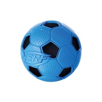 "3"" - MEDIUM Soccer  Crunch Ball - Blue"