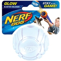 TPR Curve Glow Ball (Blaster Accessories) - White