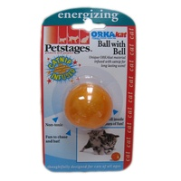 Petstages Orka Kat catnip Infused Ball