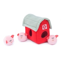 Burrow with Bubble Babiez - Pig Barn