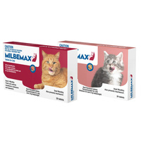 Milbemax for Cats   Small   20 Pack