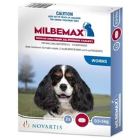 Milbemax All-Wormer for Puppies and Small Dogs Up to 5kg