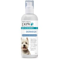 PAW Dermega Oral Supplement with Omega 3 & 6 for Cats & Dogs - 200ml