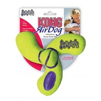 KONG AirDog Squeaker Spinner Medium