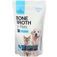 Art Whole Food Chicken Bone Broth for Pets 500g