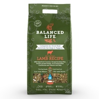 Balanced Life Air Dried Dog Food - Lamb - 3.5kg