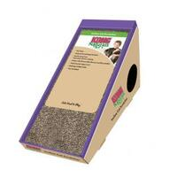 KONG Naturals Incline Cardboard Cat Scratcher