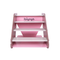 Pet Stair (L) - Pink