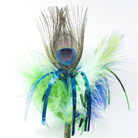 Go Cat Teaser Long Peacock Sparkler