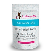 Laila & Me Dehydrated Australian Dehydrated Pilchards - 6 Pack Cat & Dog Treats