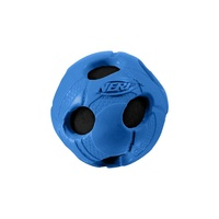 "2.5"" - SMALL Rubber Wrapped BASH Tennis Ball - Blue"