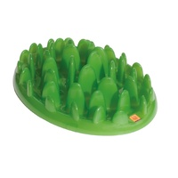 Northmate Green Interactive Slow Food Dog Bowl