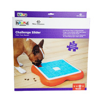 Nina Ottosson Challenge Slider Treat Dispensing Interactive Dog Game Level 2