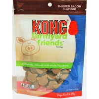 KONG Farmyard Friends Smoked Bacon Dog Treats