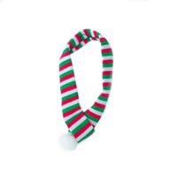 Zippy Paws Holiday Scarf - S
