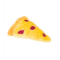 Zippy Paws Squeakie Emojiz Dog Toy - Pizza Slice
