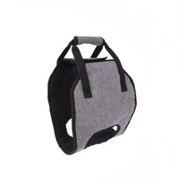 Zippy Paws Adventure Dog Lift Support - Graphite Grey